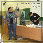 Shizzaras per Lituanicon aukcioną
